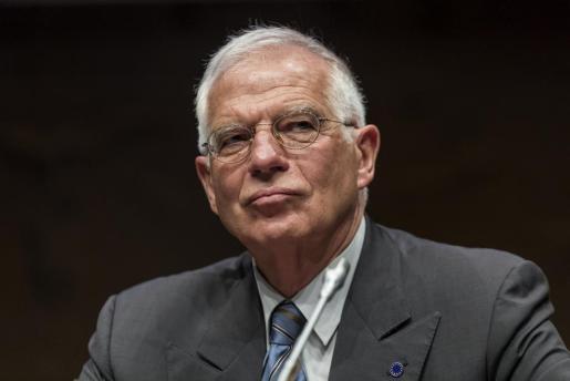 Josep Borrell, en una imagen de archivo.