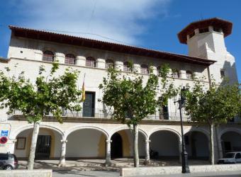 Fachada del Ajuntament d'Alaró