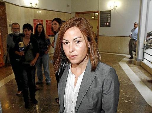 Margalida Sotomayor, en una imagen de archivo.