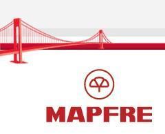Logo de Mapfre.