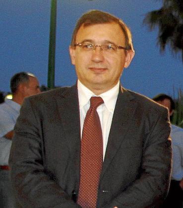 El director general del Govern Fernando Pozuelo.