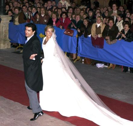 Rafa Camino y Natalia Àlvarez contrajeron matrimonio en el año 2001.