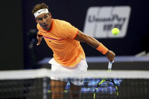 Rafael Nadal, en una imagen de archivo.