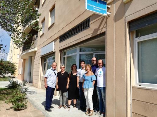 El Ajuntament de Palma destinará 120.000 euros a impulsar el proyecto 'Barrio en acción'. La concejala de Bienestar y Derechos Sociales, Mercè Borràs, ha firmado este miércoles un convenio con el presidente de la Asociación Jovent-Segle XXI, Bartomeu Suau.