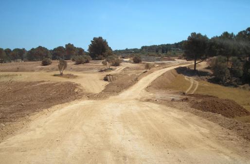 Terraferida ha presentado una denuncia ante la Conselleria y el Ayuntamiento de Palma por la «destrucción casi total» de 7 hectáreas del Área Natural de Especial Interés (ANEI) del Barranco de Son Gual-Xorrigo.