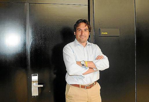 El exalcalde del PP en Calvià Manuel Onieva.
