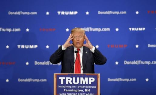 El candidato republicano a la Casa Blanca se ha disculpado horas después de aparecer la noticia.