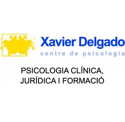 El psicólogo Xavier Delgado presta servicios de psicología clínica, jurídica y de formación.