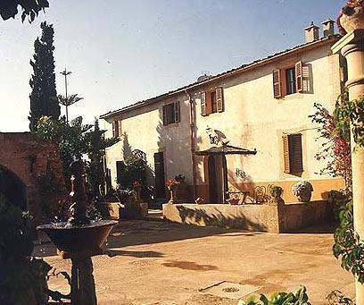 Imagen de la fachada del agroturismo Son Pieras.