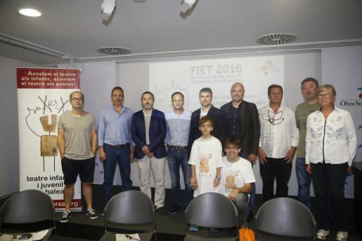 La Fira Internacional de Teatre Infantil i Juvenil de les Illes Balears se presentó en Caixafòrum.