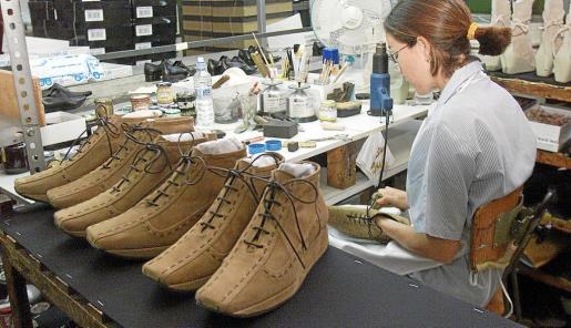 El sector del calzado no remonta.