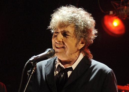Bob Dylan, en una imagen reciente.