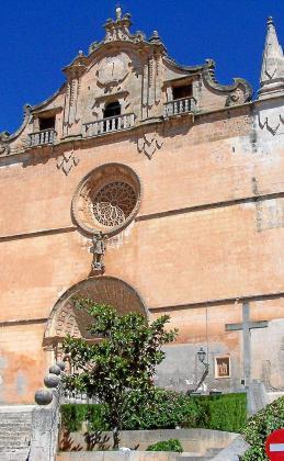Parroquia de Sant Miquel de Felantix.