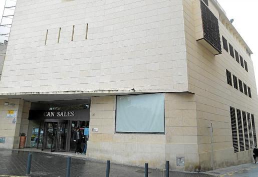 Imagen de archivo de la biblioteca Can Sales de Palma.