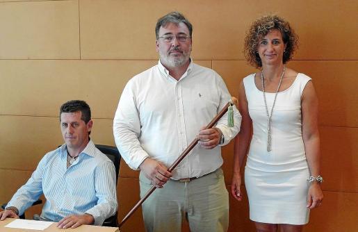 Tomeu Moyà fue elegido alcalde de Lloseta con los votos de los socialistas en junio de 2015 en virtud de un pacto postelectoral que ha atravesado una grave crisis en el último año.