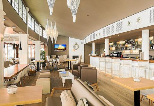 El MG Café es uno de los establecimientos adheridos a #Palmabeach.