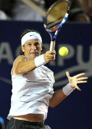 El tenista Carlos Moyá.