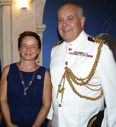 Frederick Price y su esposa Angie.