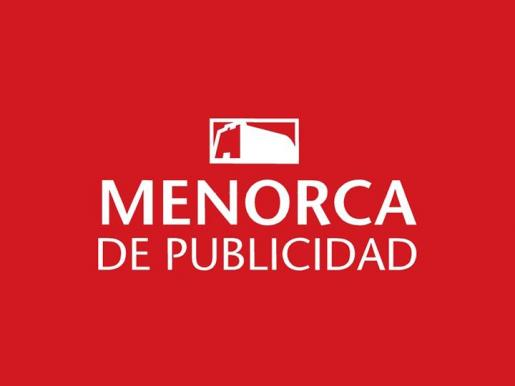Logotipo de la agencia Menorca de publicidad.