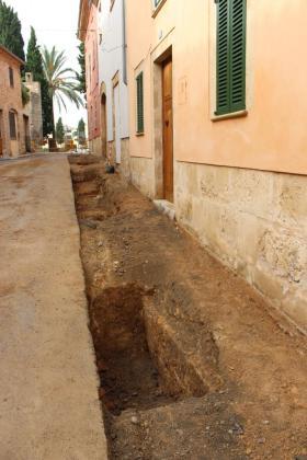 Imagen de las tumbas halladas.
