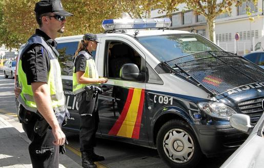 El alijo de droga fue interceptado por agentes del CNP en el interior de un coche en el Port de Palma.