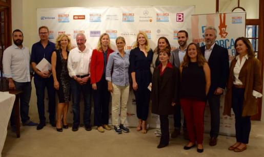 Presentación de la quinta edición del Evolution! Mallorca International Film Festival.