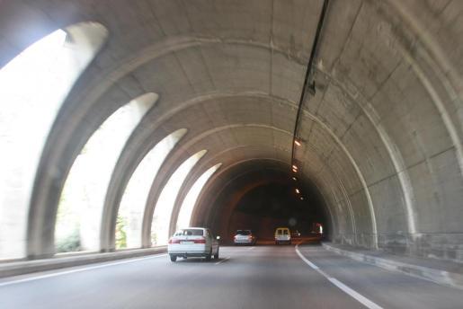 Imagen de archivo del túnel de Gènova.