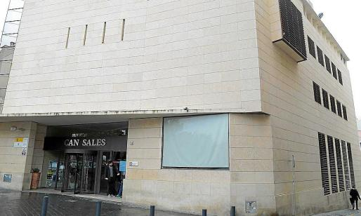 Imagen de archivo de la biblioteca pública Can Sales de Palma.
