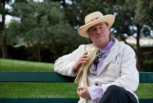 El actor Val Kilmer en una imagen de archivo.