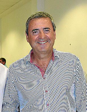 Pere Rotger es el presidente de la Junta de Propietarios del Constància.