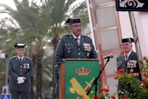 El coronel Jaume Barceló está siendo investigado por sus comentarios.