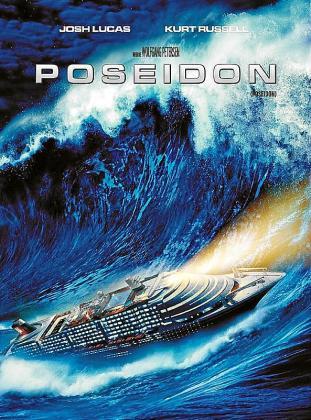 Cartel del film 'Poseidón'.