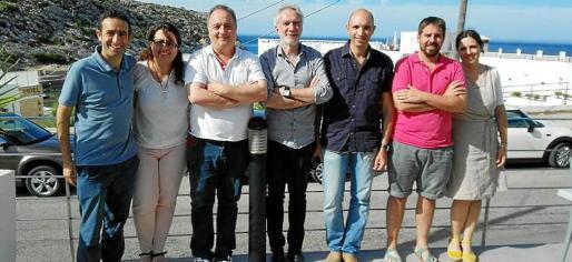 El equipo de gobierno actual está integrado por siete regidores, seis de Junts per Pollença y Andrés Nevado de UMP.
