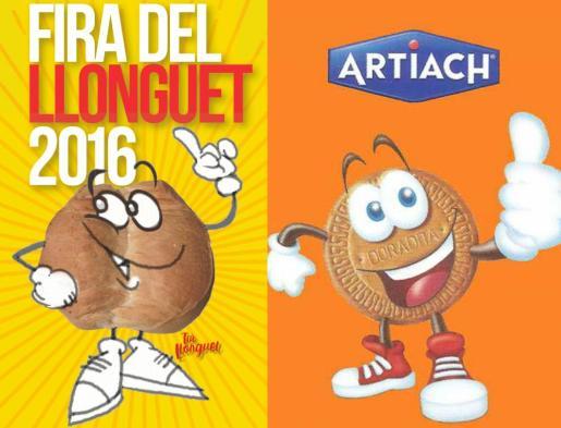 Imágenes corporativas de la Fira del Llonguet y Marbú Dorada, respectivamente.