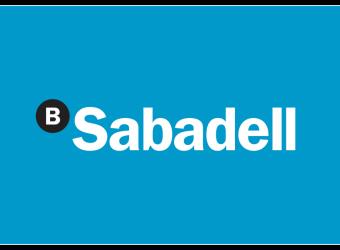Logotipo Banco Sabadell