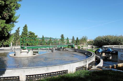 La red de agua depurada aprovechará el sobrante de la depuradora para riego.