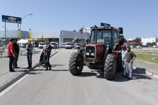 Los vehículos y la maquinaria agrícola de ocasión protagonizan esta cita comercial.
