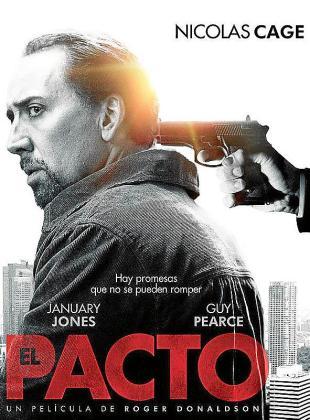 Cartel de la cinta 'El pacto'.