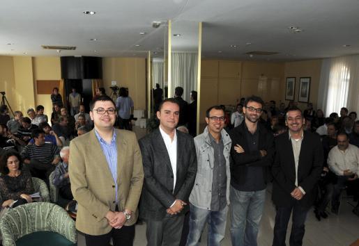 Bennàssar, Lladó, Barcelo, Huguet y Verd.