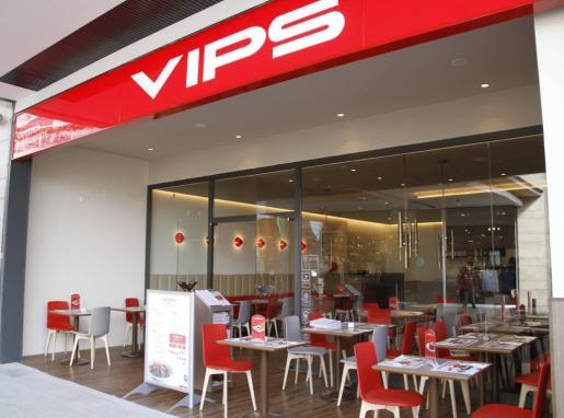 El restaurante VIPS está en FAN Mallorca Shopping de Palma.
