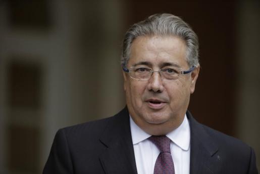 El ministro del Interior, Juan Ignacio Zoido, cambia la conformación de las estructuras de Interior.