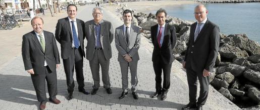 La mesa de expertos estuvo formada por Onofre Martorell, Miquel Font, Pere Salvà, David Carrasco, Gonzalo Adán y Antoni Riera.