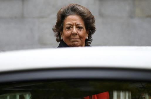 Rita Barberá, en una imagen de archivo.