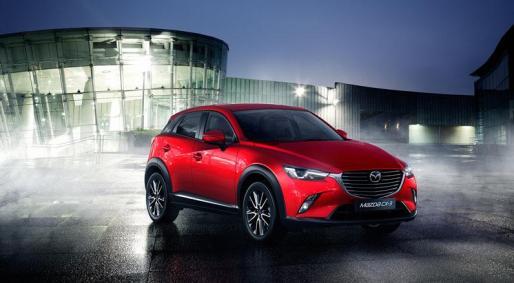 El Mazda CX-3 combina estilo, comodidad y funcionalidad.