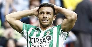 Imagen de archivo del jugador bético, Rubén Castro.