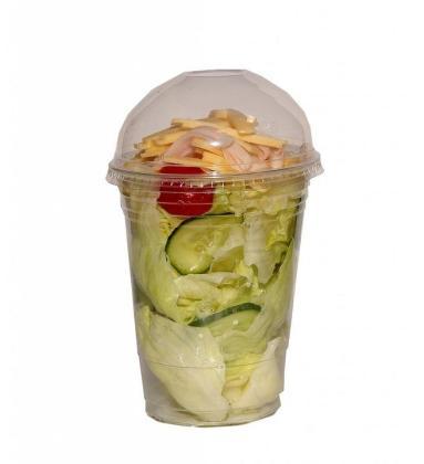 Un estudio ha demostrado que se puede originar 'Salmonella' en las bolsas de ensalada preparadas.