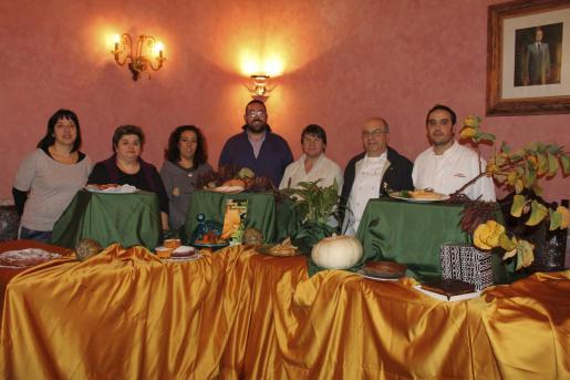 Un muestra gastronomica sobre la calabaza acompañará la Fira de Tardor de Muro.