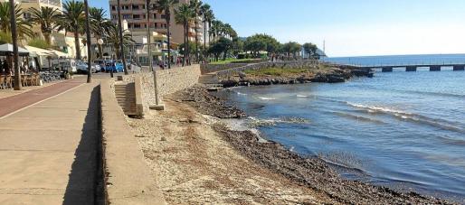 Las actuaciones que se realizarán en Cala Millor son una reclamación histórica de los vecinos de la zona.