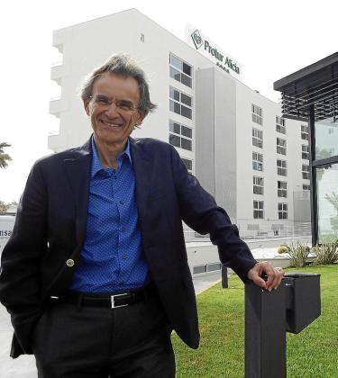 Jaume Nebot Morey, consejero delegado de Protur Hotels.