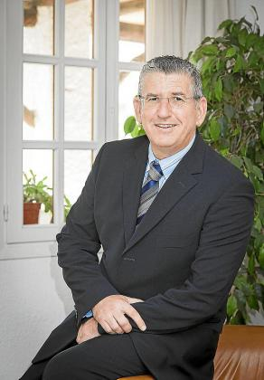 Pepe Moreno, consejero directivo de RIU Hotels & Resorts.